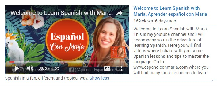 10 Essential Spanish YouTubers to Help You Learn Spanish ...