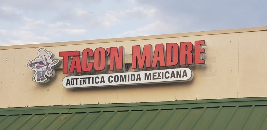 Meaning of madre in Mexico